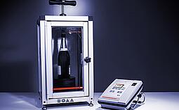 与适当的测量系统联合使用,如 CarboQC 或 CboxQC,可快速可靠地确定样品中溶解的二氧化碳、氧气及其它气体的含量。