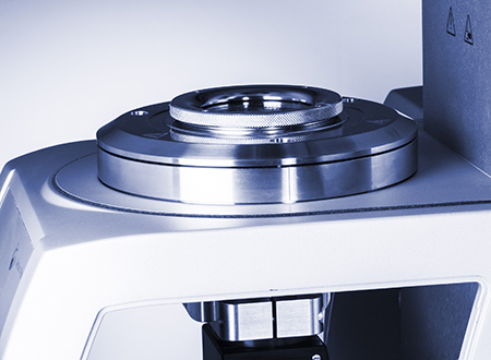 The Polarized Imaging Option enables monitoring of sheared samples using polarized light, optics and a CCD camera.
