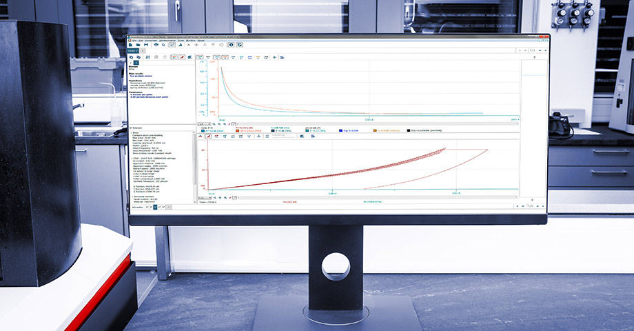 """通过""""Sinus 动态测量模式""""进行其他动态机械分析 (DMA)"""