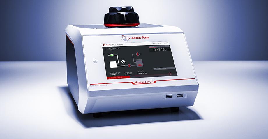 PowderProtect 技术可安全测量超细粉末