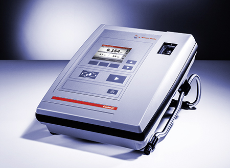 CarboQC is the precise CO2 meter which allows reliable QC on finished packages as well as highly accurate measurements in the laboratory for product development.