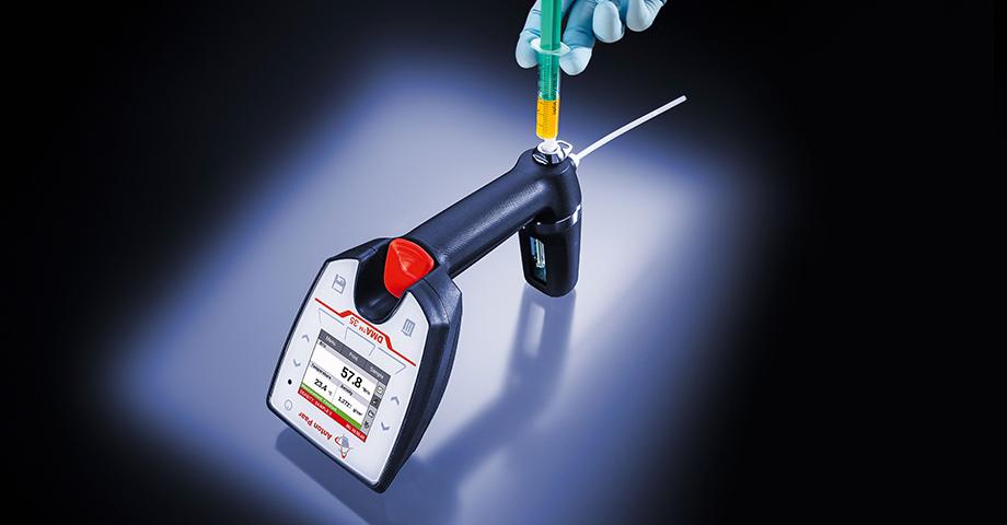 快速进样和测量 – 适用于种类繁多的样品