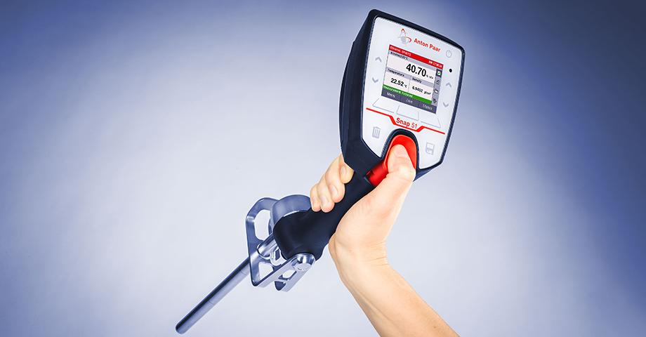 来自市场领导者的高级数字型酒精测量仪