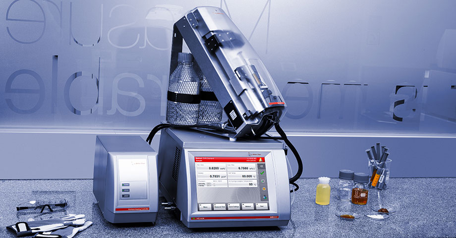 原油密度_加热自动进样器:Xsample 610 :: Anton-Paar.cn
