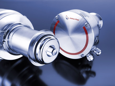 Carbo 520 Optical: Sensor module with sapphire and Electronic housing
