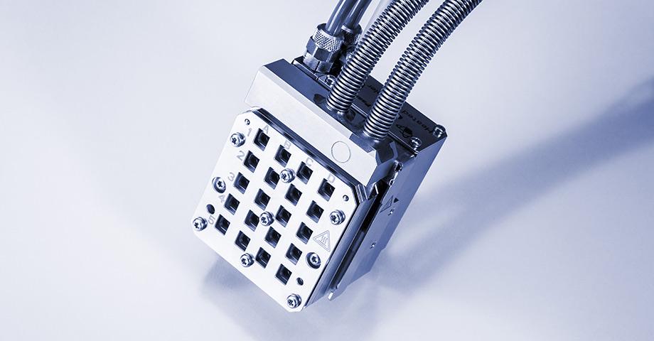 加热进样器 2.0:可灵活用于 -150 °C 至 350 °C 温度范围