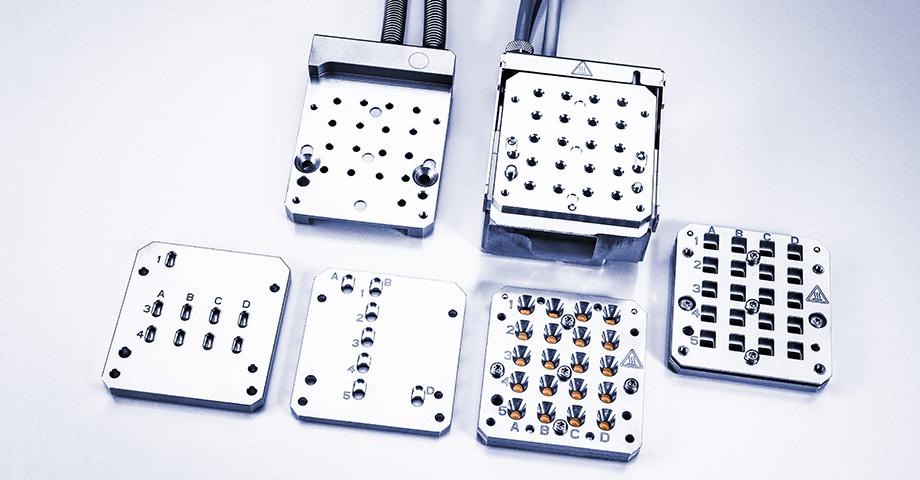 使用专用样品槽,可进行多种液体、固体、凝胶状/膏状样品测量