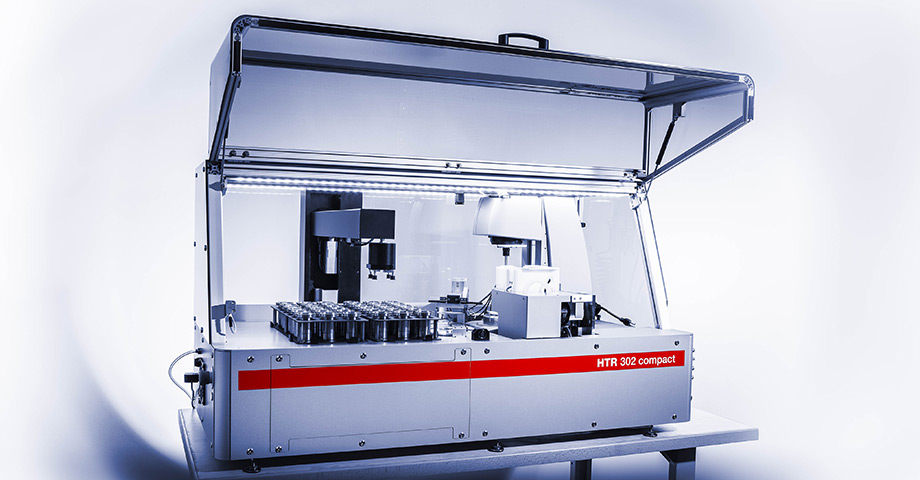 自动化实现实验室般的精确度